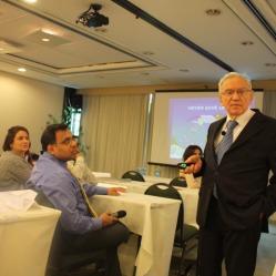 Orites Silva, Embraer Founder