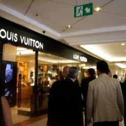 Highest Revenue Louis Vitton, Sao Paulo